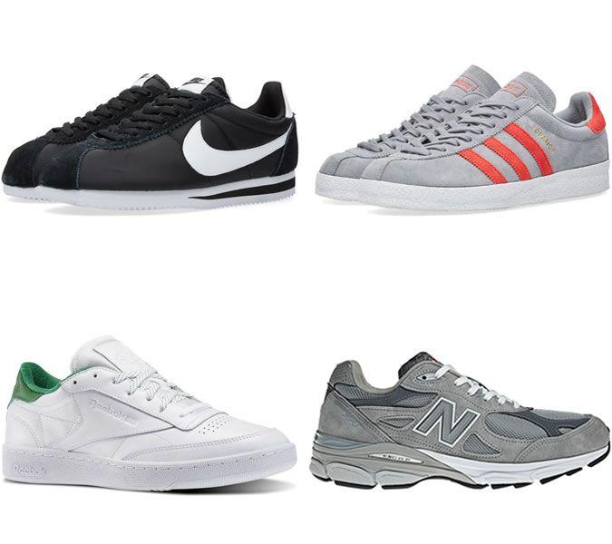 c3badd18f68 Men s Trainer Reissues - Sneaker Trends 2016
