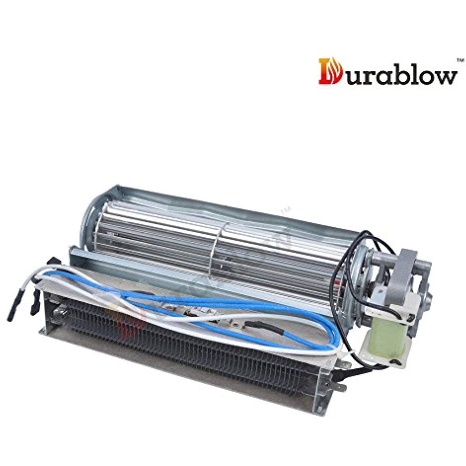 Payandpack Durablow Electric Fireplace Replacement Blower Fan Unit