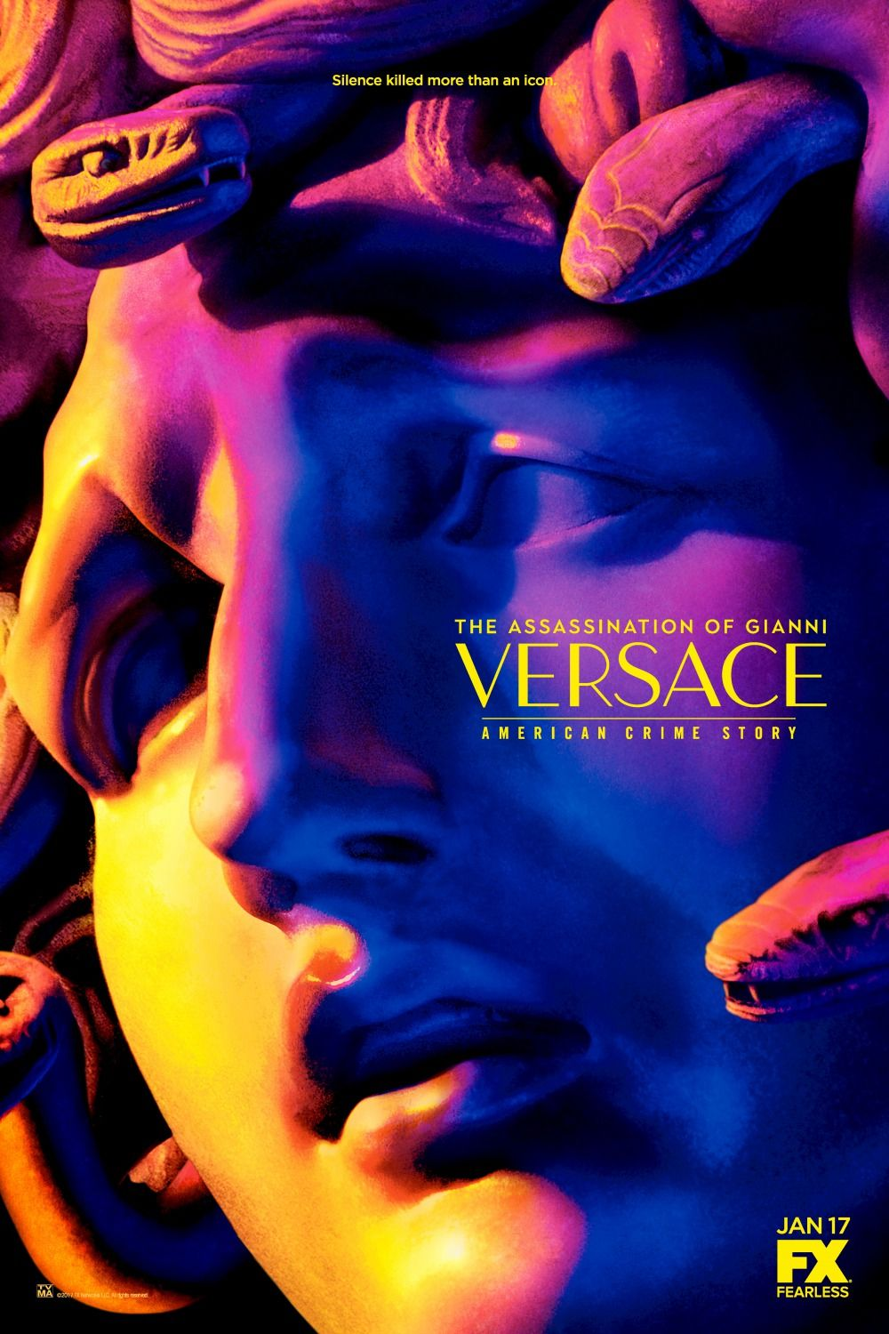 Return To The Main Poster Page For American Crime Story 2 Of 3 American Crime American Crime Story Gianni Versace