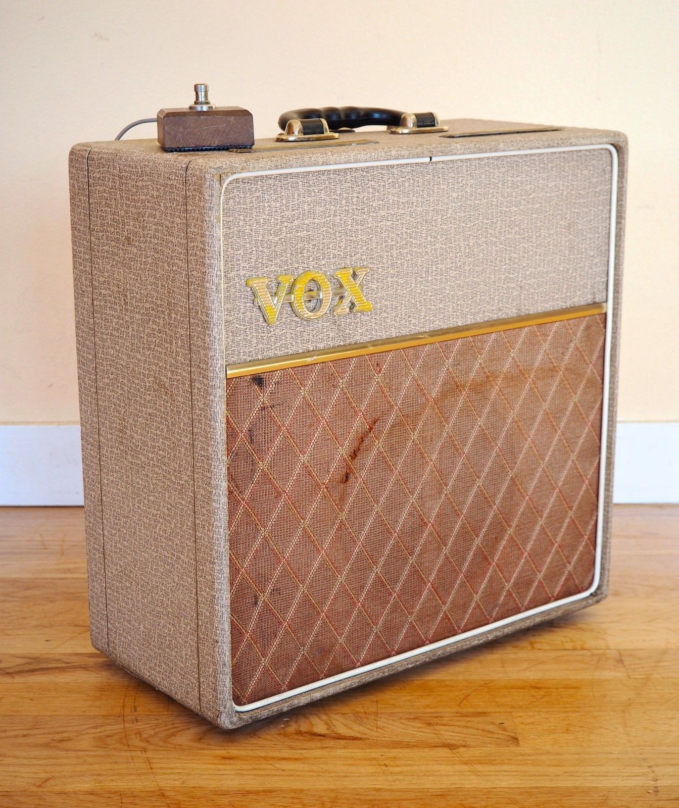 Vox Ac4tv Speaker Upgrade