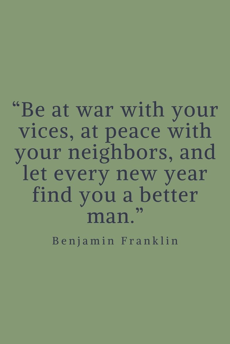 Quotes for the New Year: Literary Advice to Ring In 2020 ...