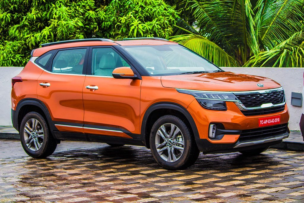 Kia Seltos Review A New Benchmark For Suvs In India In 2020 Kia Kia Motors Car