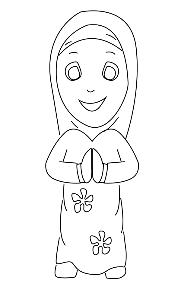 Ramadan Colouring Pages In The Playroom Colouring Pages Coloring Pages For Girls Coloring Pages