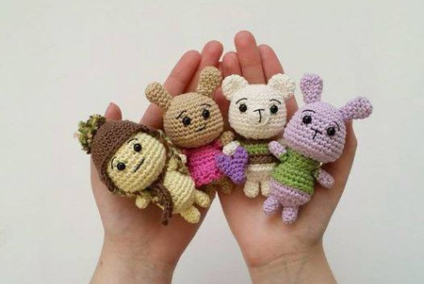 Amigurumi Patterns Tumblr : This week s free pattern on amigurumipatterns is this