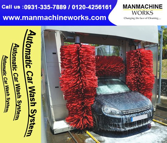 Let Automatic Car Wash Equipment Of Pressure Washer Noida Bring