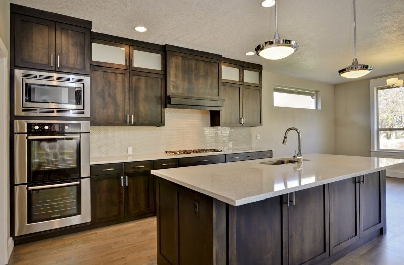Tahoe Homes Boise Idaho Harris Ranch With Images Kitchen Cabinets Internal Design Kitchen