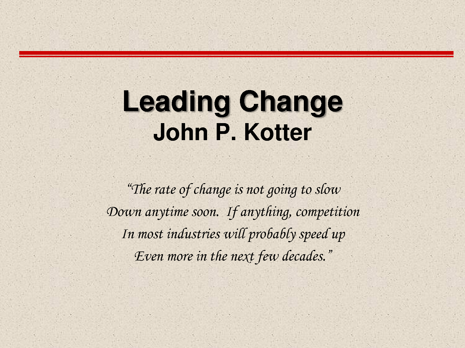 kotter s 8 step change model why change management initiatives john kotter change management model