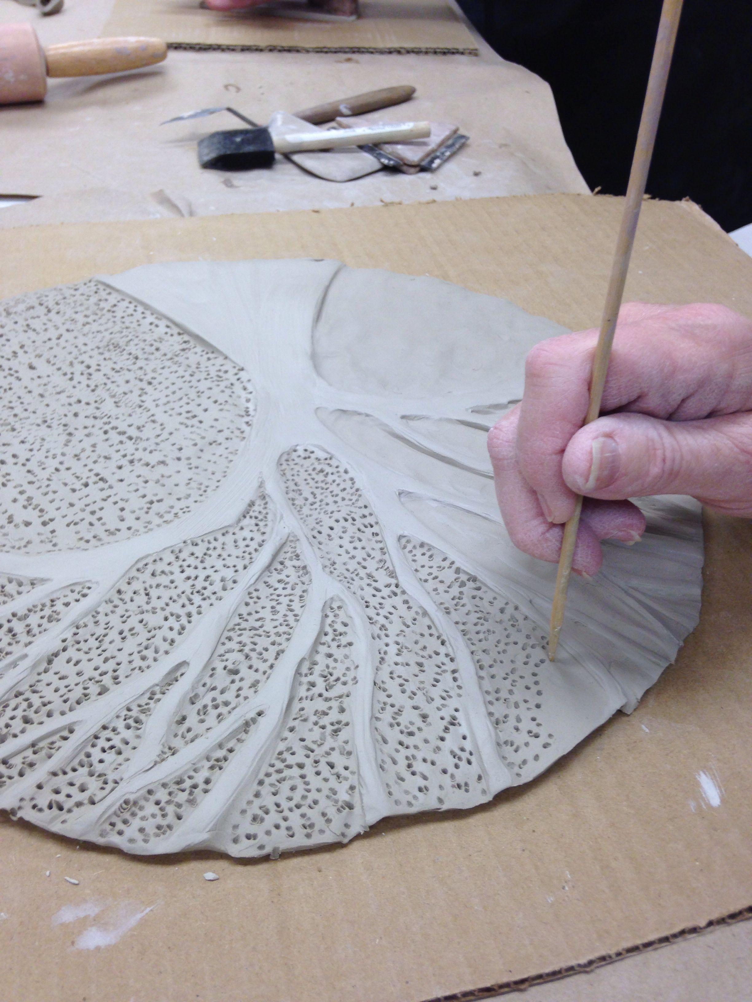 ArtEscape pottery class #potteryclasses