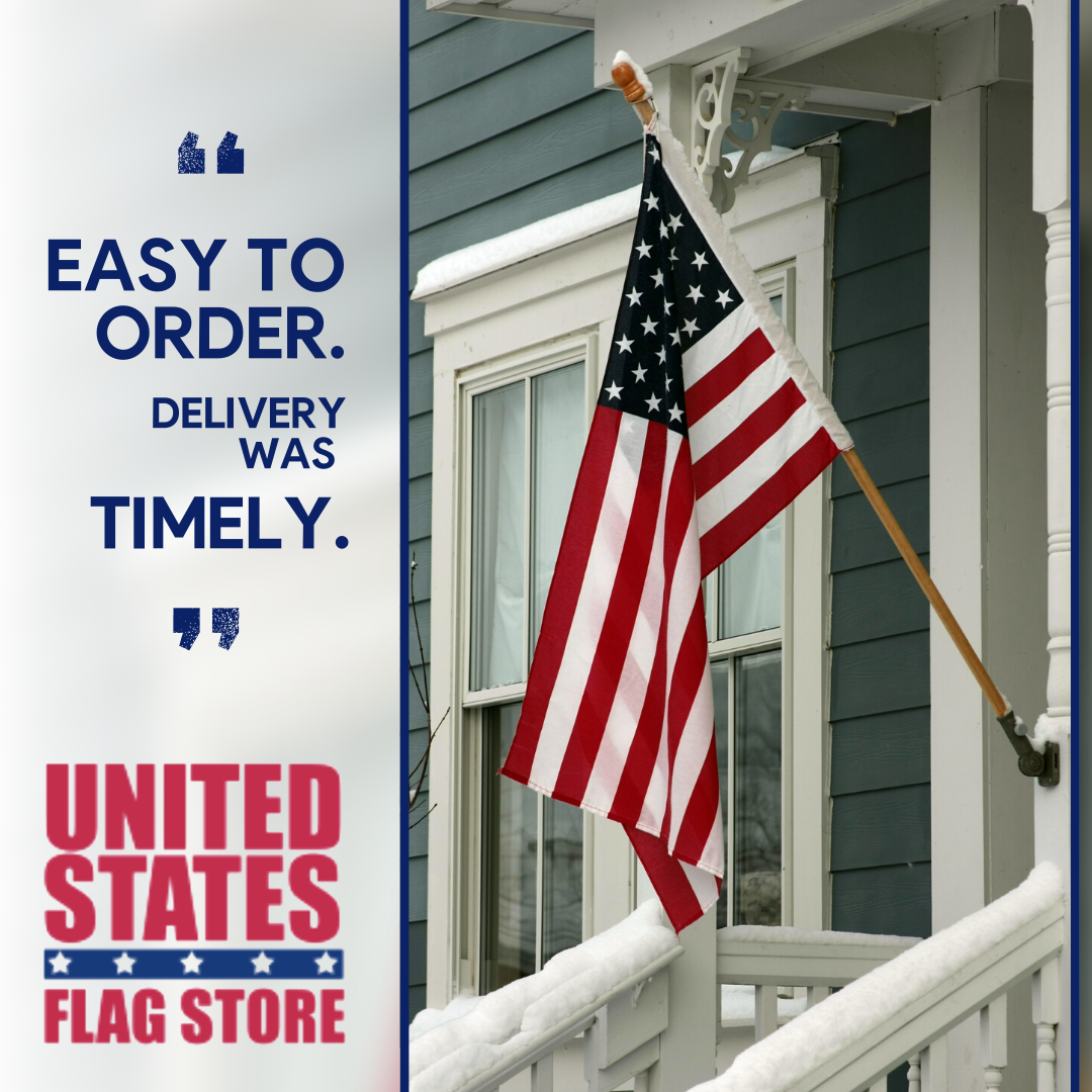 Excellent Feedback About Your 5 Star Experience Tillie B Thanks For Sharing Fivestars Customerreview Usa Ameri Flag Store United States Flag Flag