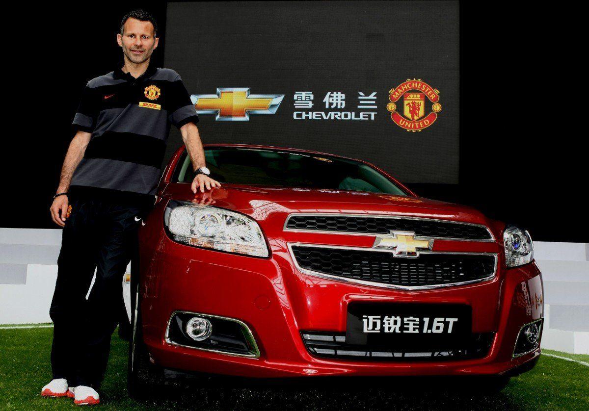 Chevrolet Nuovo Partner Del Manchester United Car Finance Chevrolet Bad Credit Car Loan