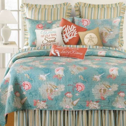 Nautical Bedding - bring a coastal theme to your home,  we have a large selection of sets twin and full sizes, great for boys