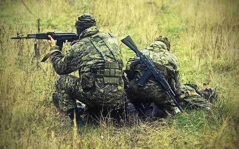 Soldiers of Russia