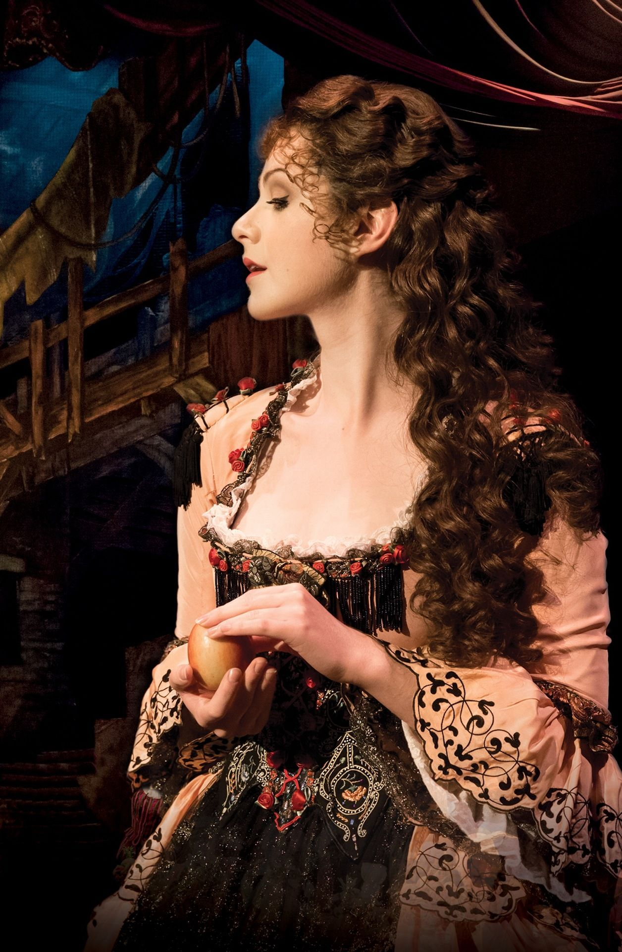 The Phantom Of The Opera Olivia Brereton As Christine Daae With