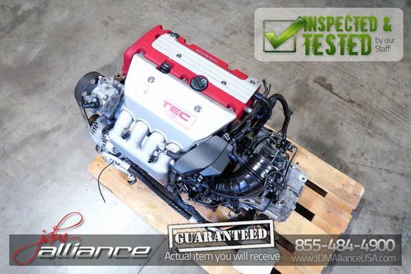 JDM Honda Acura RSX Type R DC KA L DOHC IVTEC Engine Speed - Acura integra type r engine