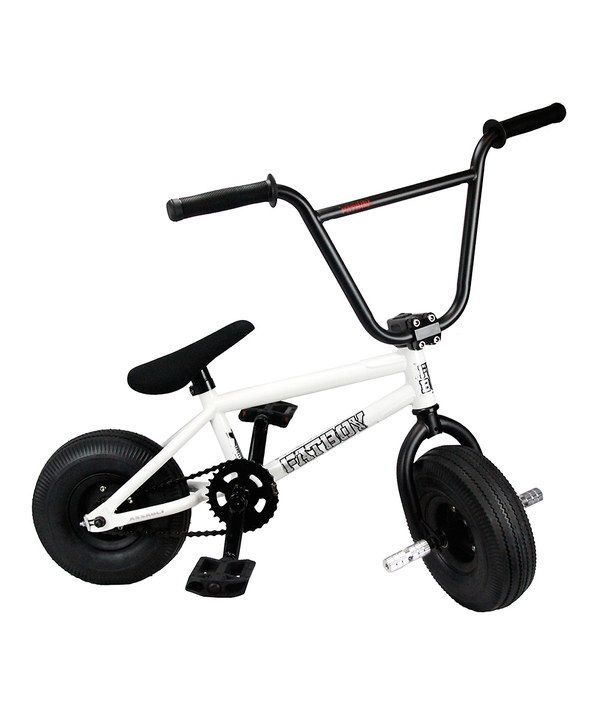 9991e62afd6 Look at this White Fatboy Mini BMX Bike on #zulily today! | Mini bmx ...