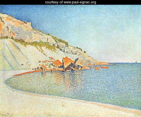 Paul Signac  Cote d'Azur, 1889