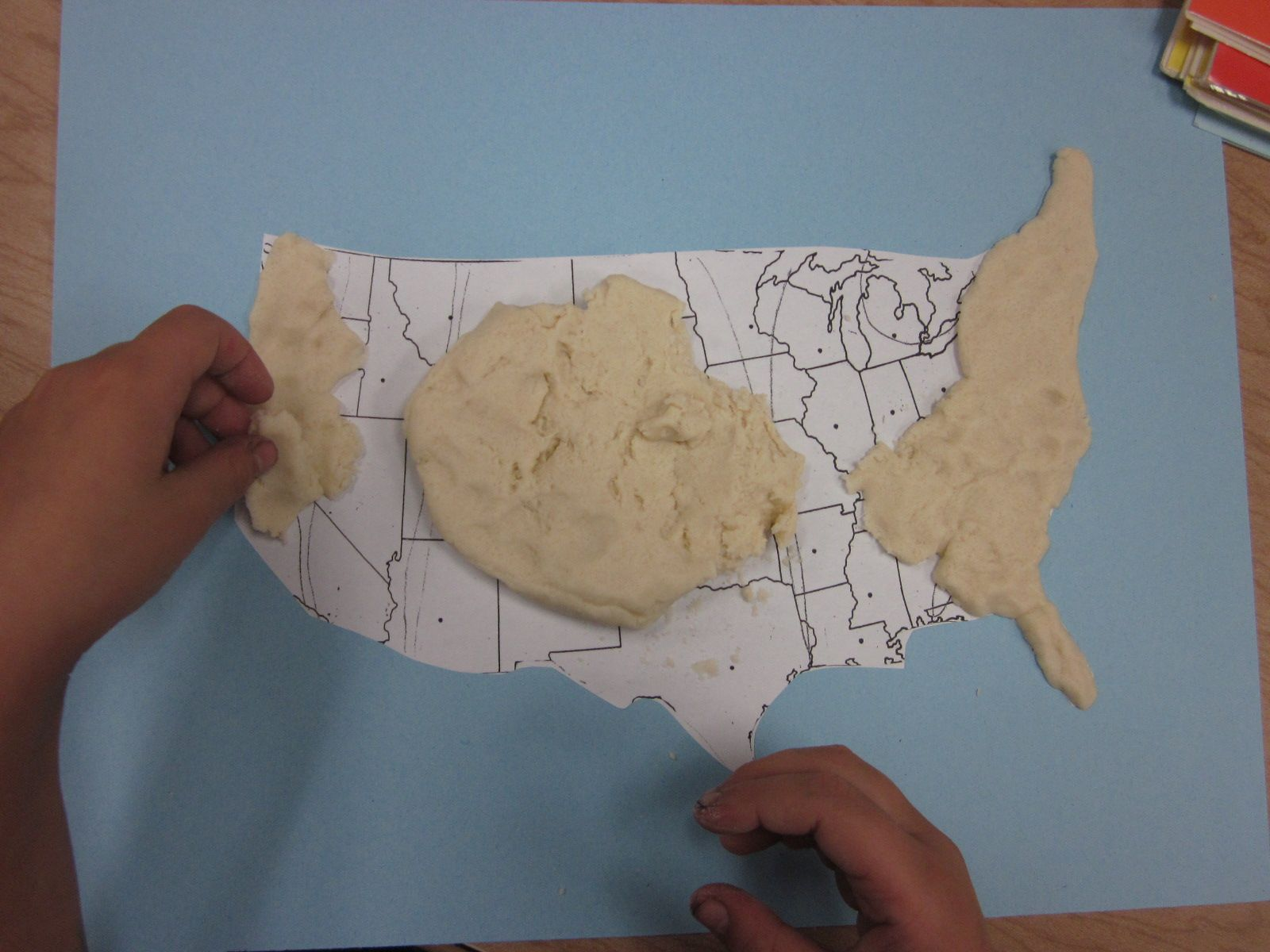 Topographical Map For Landform Study With Images