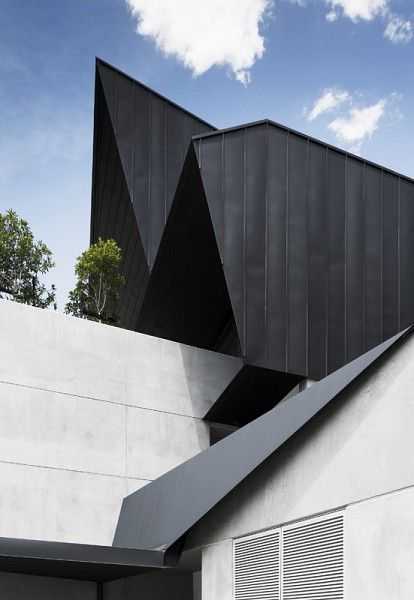 St Kevin's Godfrey Building, Toorak Melbourne - Baldasso Cortese Architects
