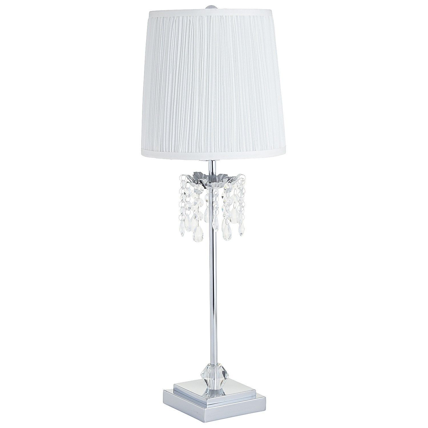 Tina Crystal Bead Accent Lamp Table Lamp Crystal Beads