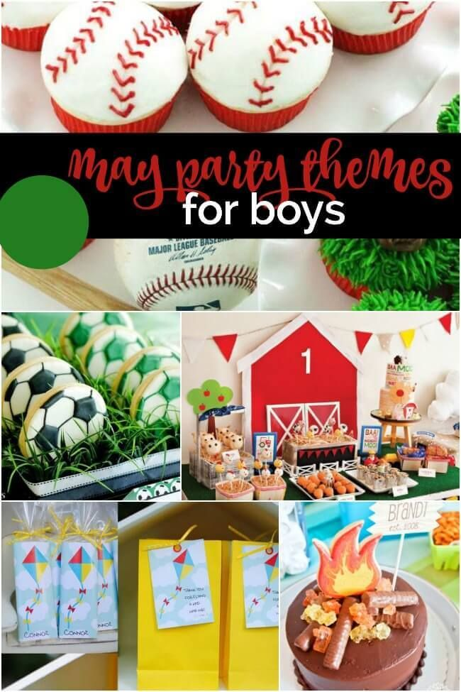 17 Birthday Party Ideas For Boys Born In May Spaceships And Kids Birthday Party Food Kids Party Themes Party Themes For Boys