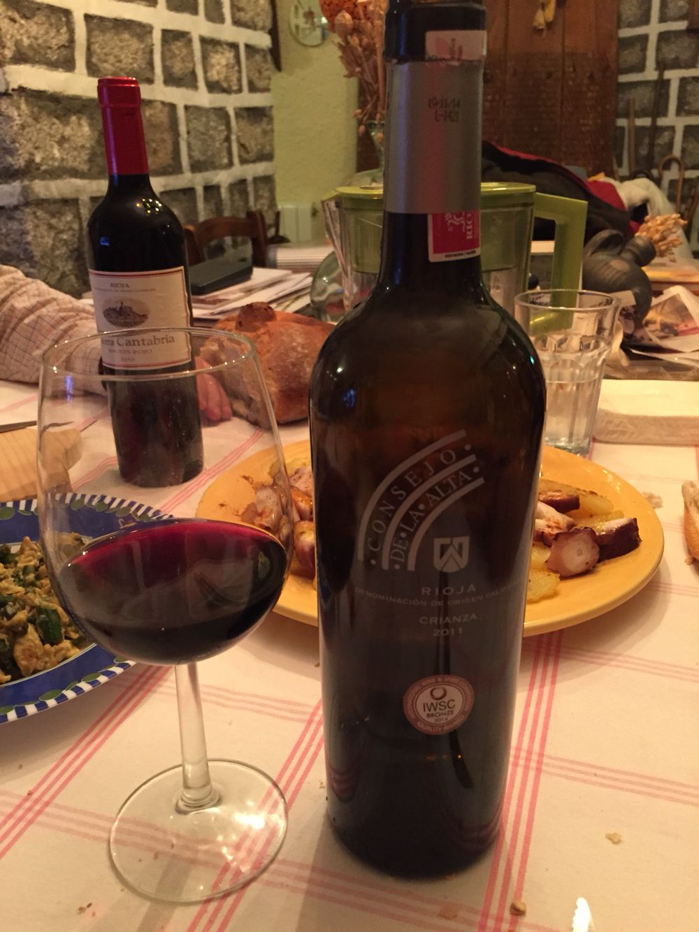 Consejo de la Alta Crianza 2011 #Rioja