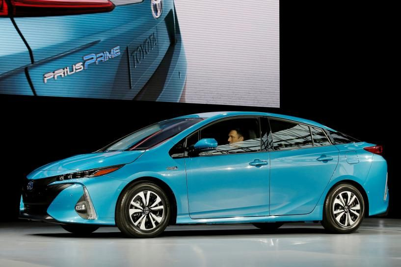Warming To Lithium Ion Toyota Charges Up Its Battery Options