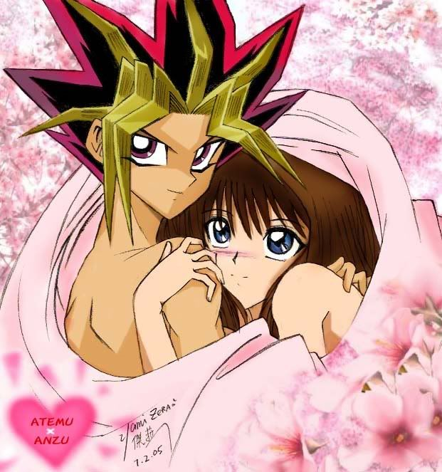 yugi and tea relationship test
