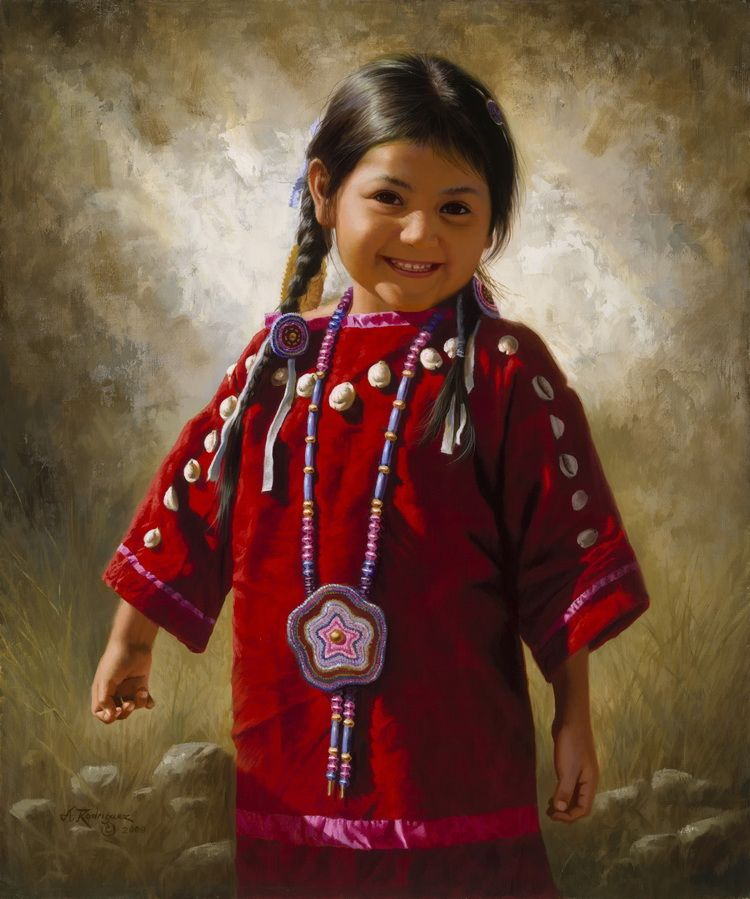 Alfredo Rodriguez / / / Life of the American Indian