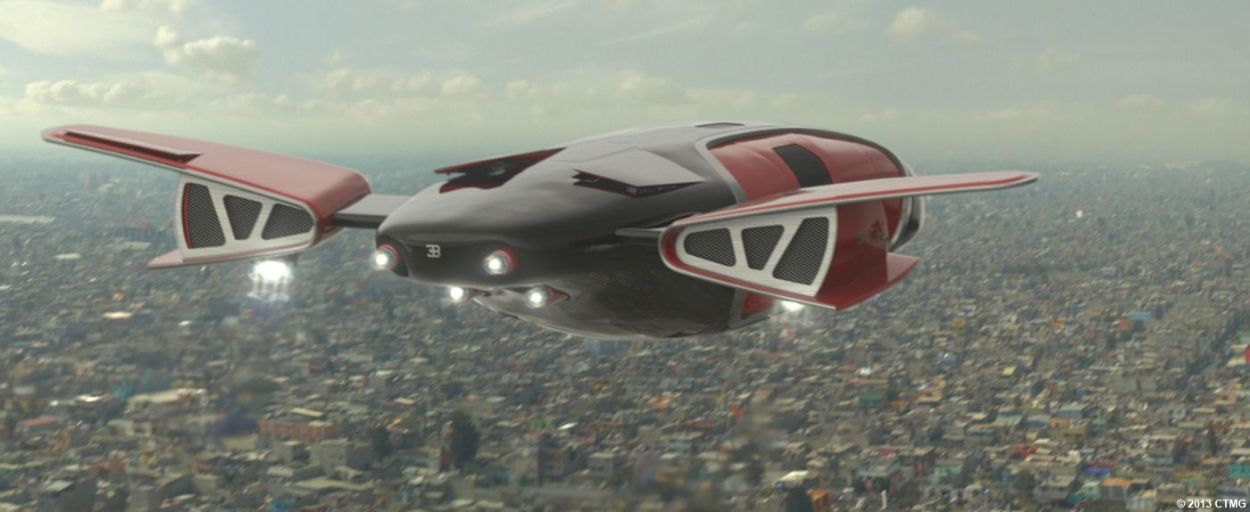 Elysium Bugatti Aircra...