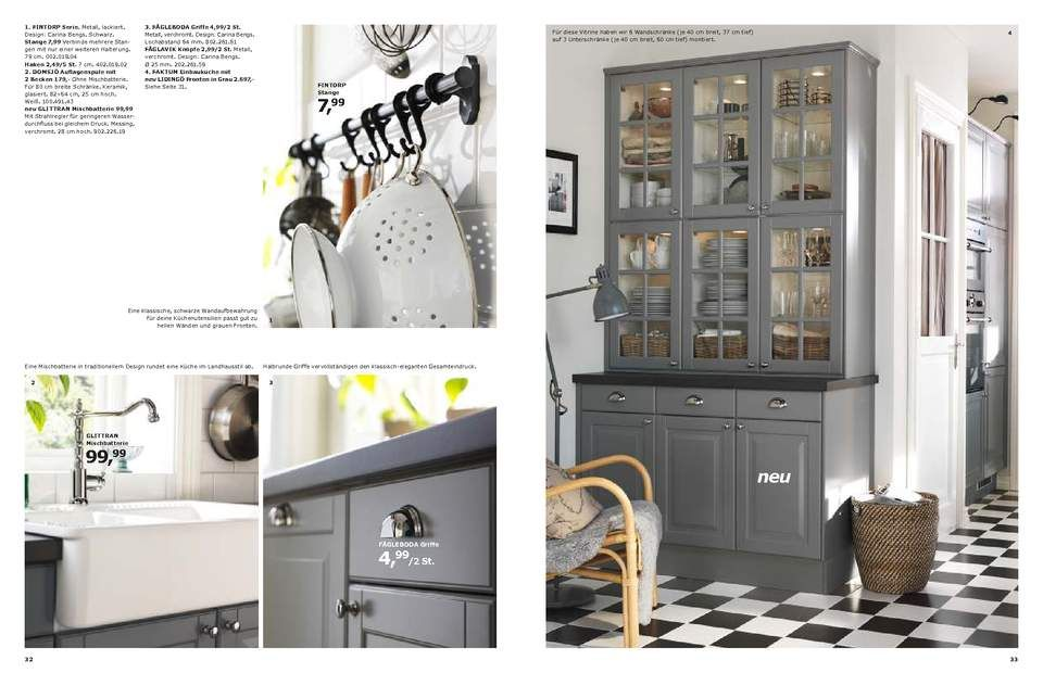 Ikea Kitchen Lidingo In Gray Kitchen Update Pinterest