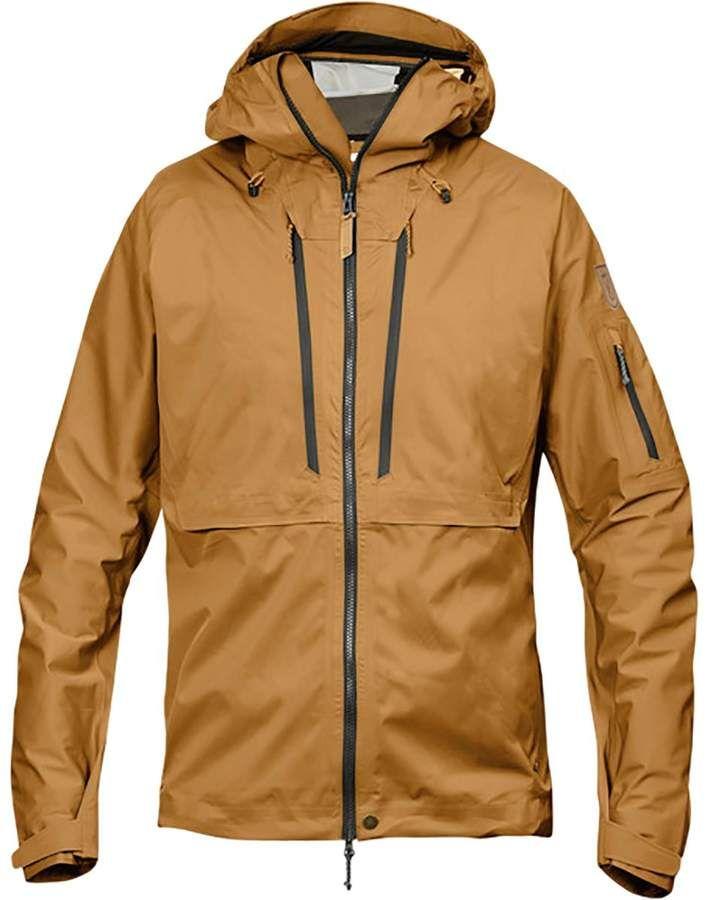 Fjallraven Keb Eco Shell Jacket Men's | Shell jacket, Mens