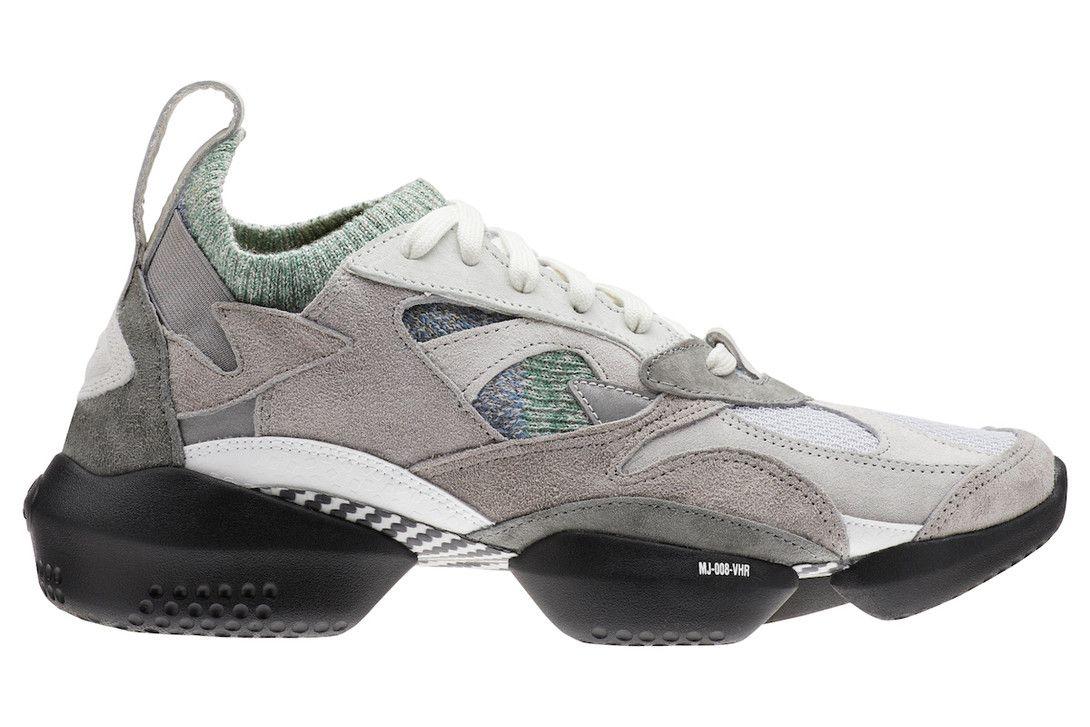 Unnofficial concept shoe Adidas x Rick Owens x Reebok Pump