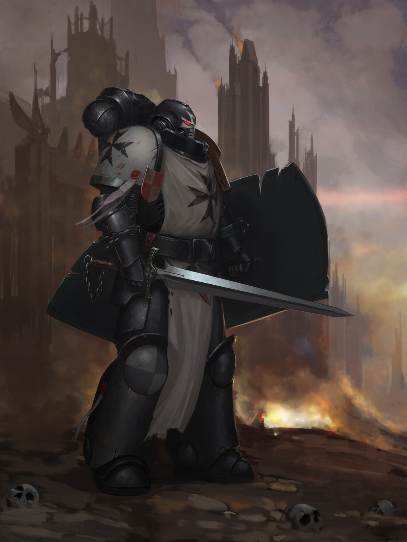 Image By Baron Blackthorne On 40k Warhammer 40k Artwork