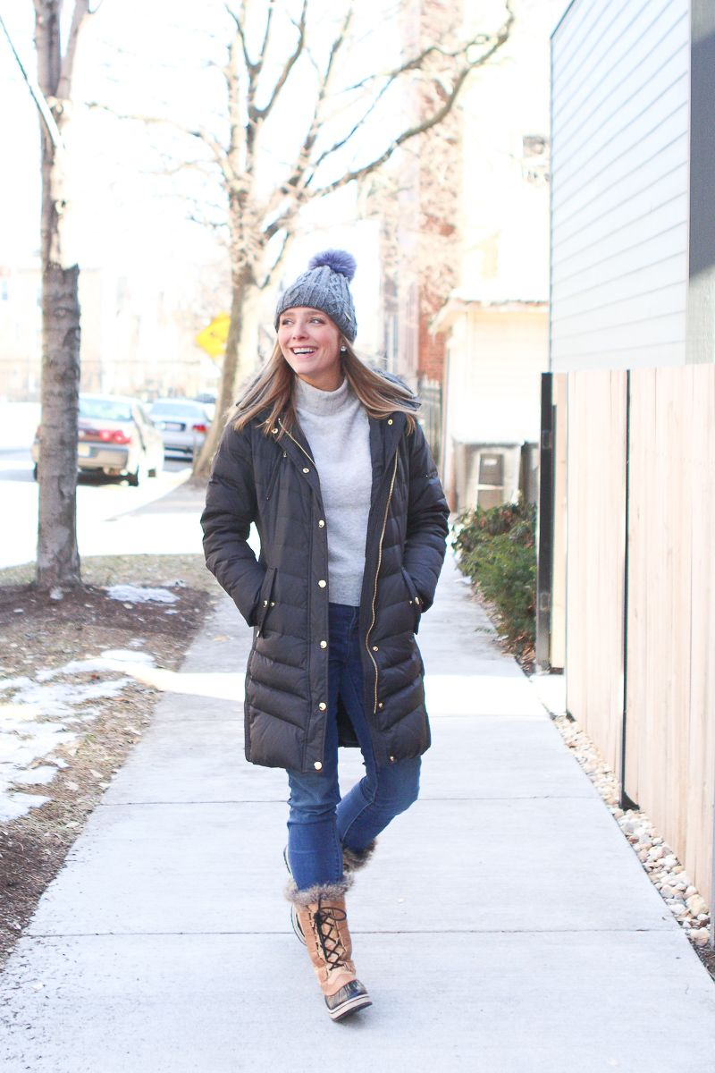 8fa5be1da Favorite Winter Gear to Survive Cold Chicago | ON THE BLOG ...
