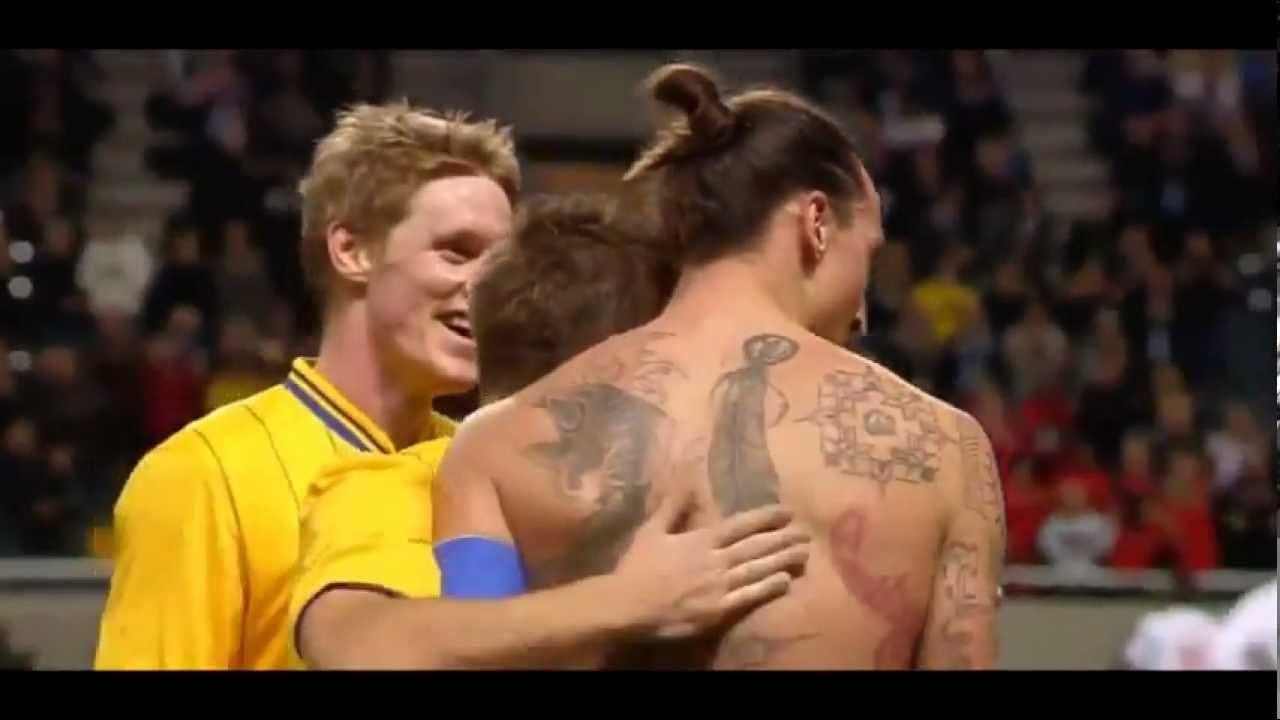 Zlatan ibrahimovicus wonder goal vs england english commentary