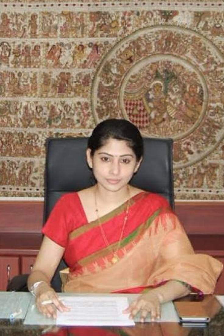 IAS Officer Smita Sabharwal Sends Legal Notice To Outlook