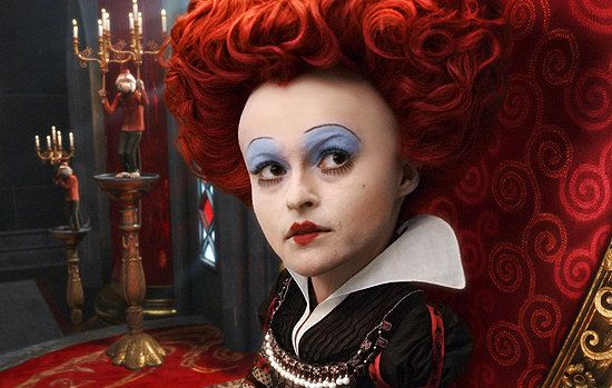 Image result for red queen of hearts alice in wonderland
