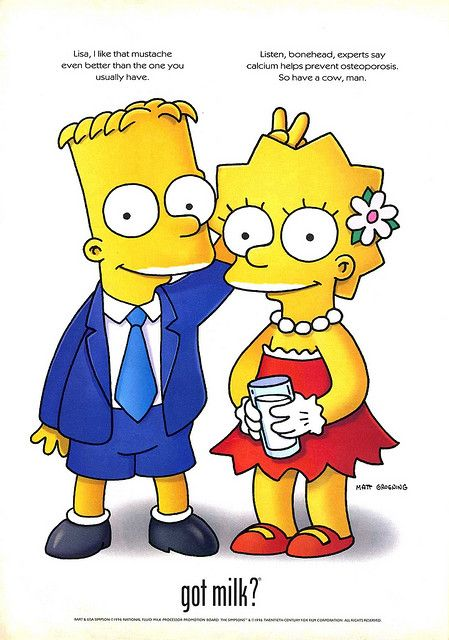 comics porno bart y lisa