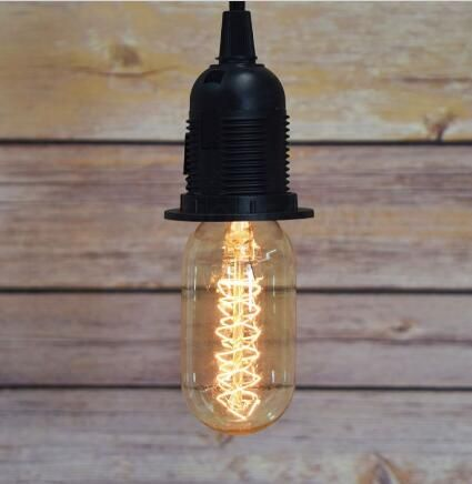 25 Watt Incandescent St45 Vintage Edison Light Bulb Base Standard Medium E26 E27 Outdoor Light Edison In 2020 Decorative Light Bulbs Light Bulb Edison Light Bulbs