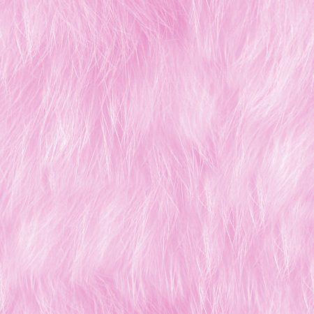 pink faux fur seamless background texture pattern