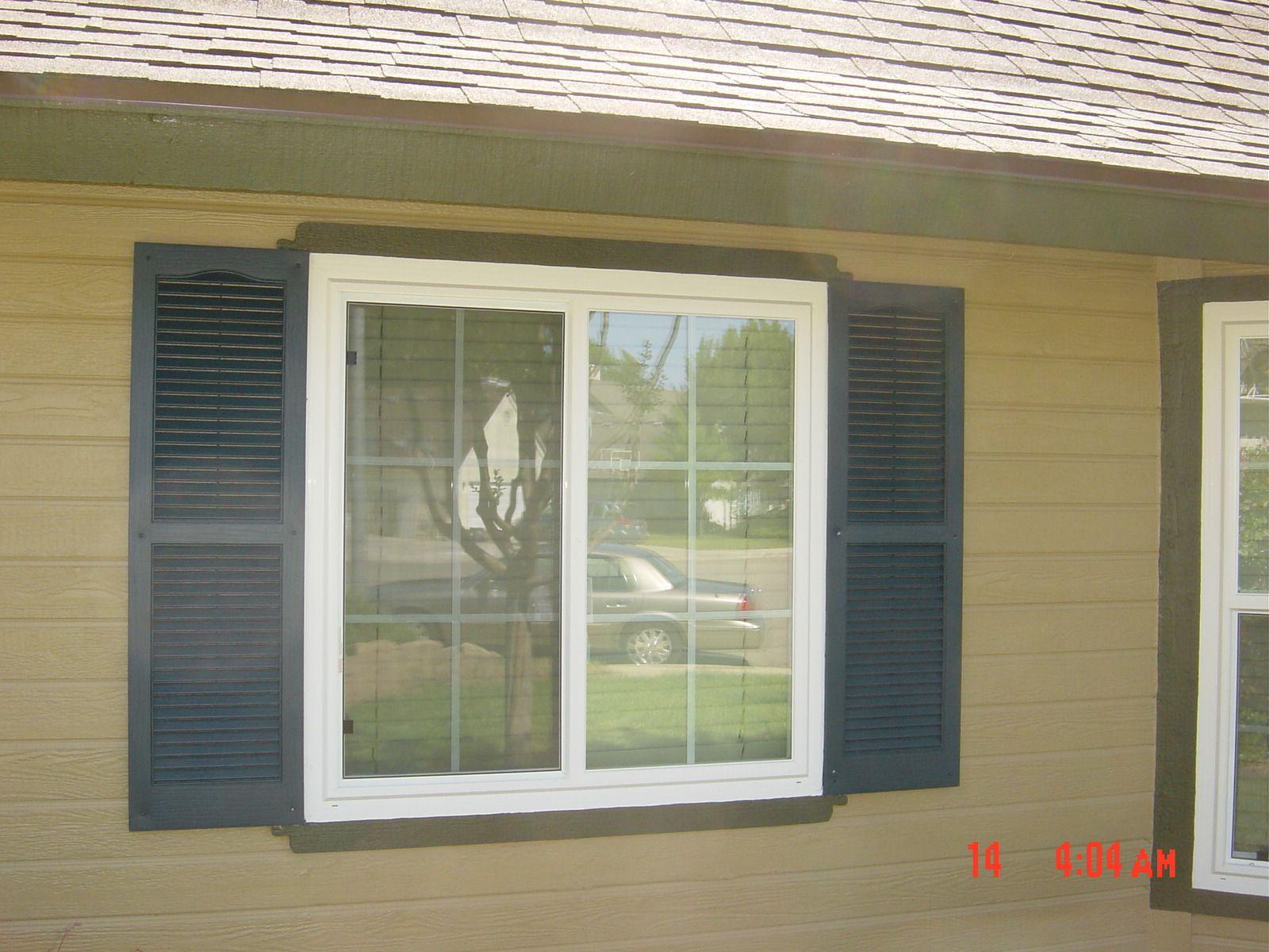 Anlin Windows Installed By Jz Construction Clovis Ca 93611 Windows Window Styles Replace Door