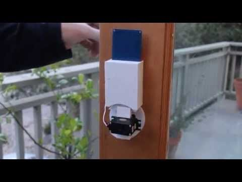 Have You Ever Wanted To Unlock Your Front Door With Just Your Bus Pass A Tag Or An Old Hotel Room Key Now You Can With The Nf Door Locks Nfc