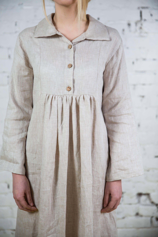 67ea221687 Linen dress