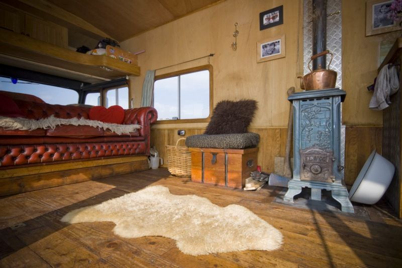 CLICK FOR Amazing Spaces camping inspirations with George Clarke ...