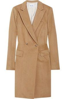 Steven Alan|Jacqueline wool and cashmere-blend coat|NET-A-PORTER.COM - StyleSays