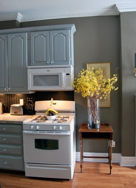 Benjamin Moore Cromwell Gray Boothbay Gray Favorite Spaces