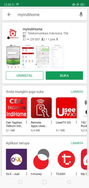 Cara Mengetahui Nomor Indihome Via Aplikasi Indihome Myindihome Remote Aplikasi