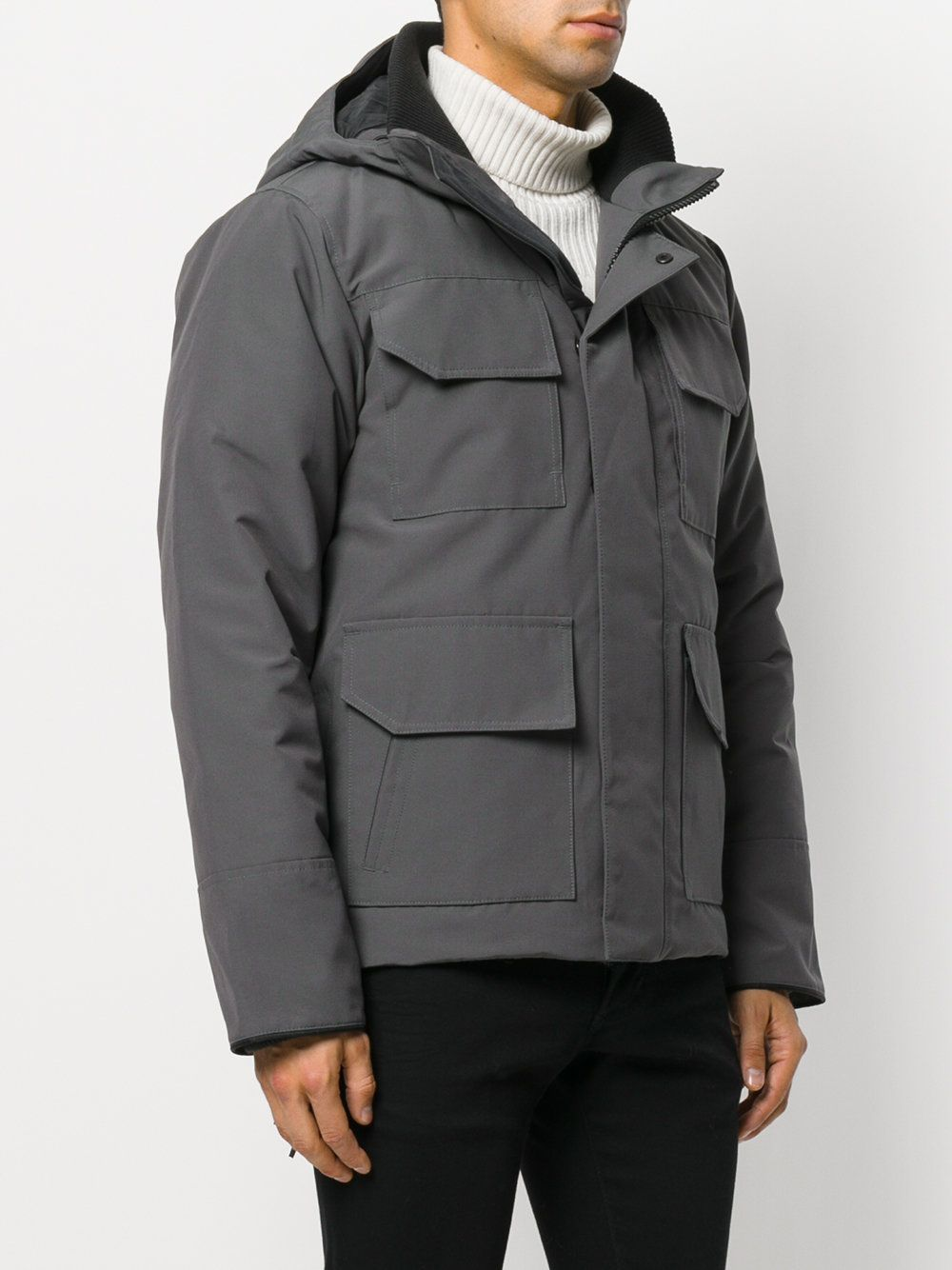 4b728528bdd Canada Goose Maitland jacket | Menswearboard in 2019 | Hooded parka ...