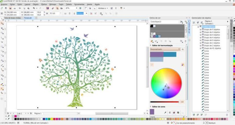 Corel Draw X7 Crack Keygen Full Version Free Download 1 Dekstop