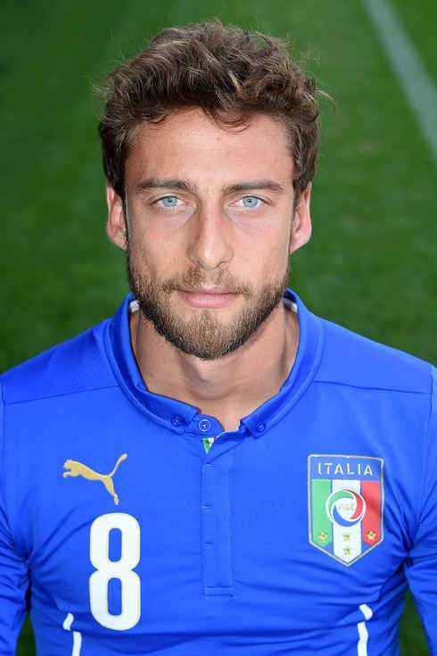 The 30 Hottest Bearded Men Of The World Cup Soccer Players Haircuts Bearded Men Hot Claudio Marchisio